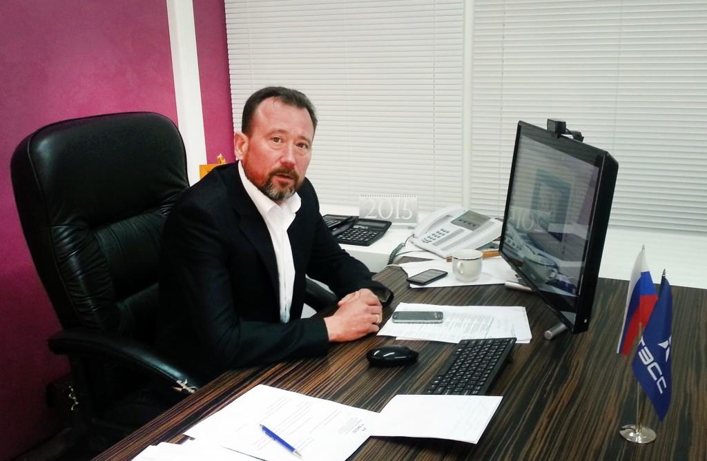 И.Кушнирюк, исполнительный директор АО «ТЭСС» (Сургут)