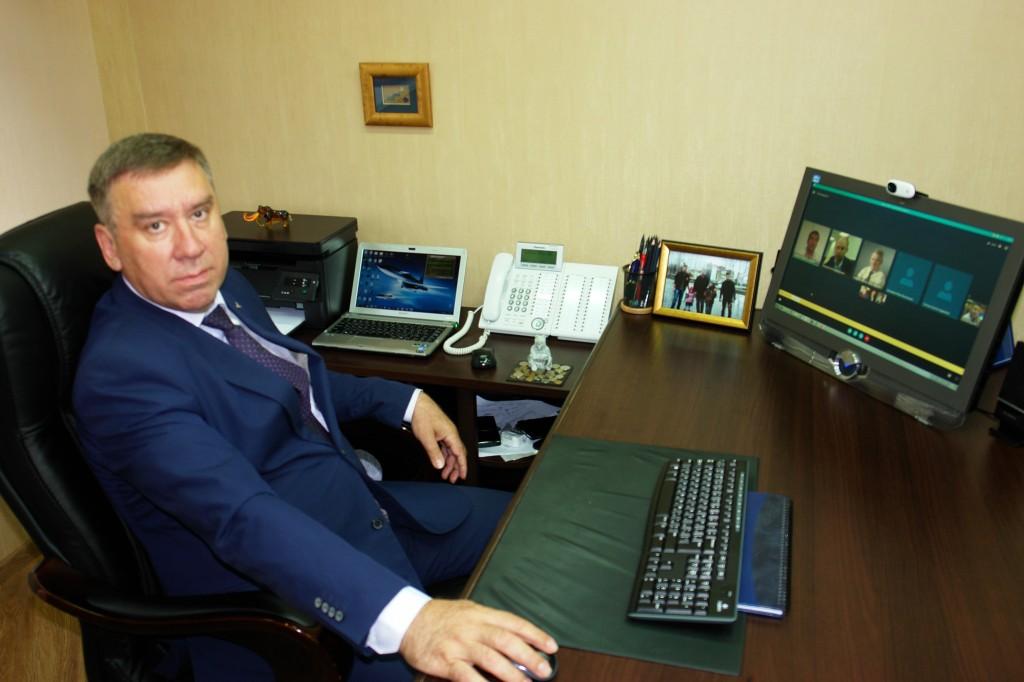 А.Сорокин, директор по нефтегазовой отрасли (Нижневартовск)